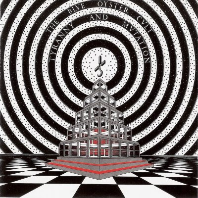 Blue �yster Cult - Tyranny And Mutation CD (album) cover