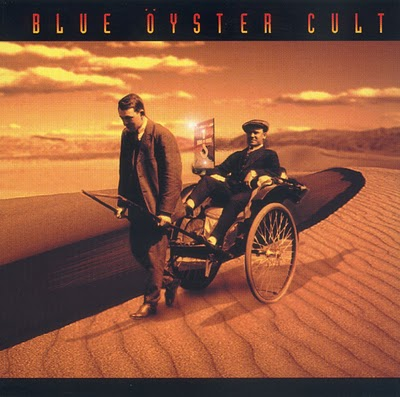 Blue �yster Cult Curse of the Hidden Mirror album cover