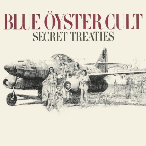 Secret Treaties by BLUE ÖYSTER CULT album cover