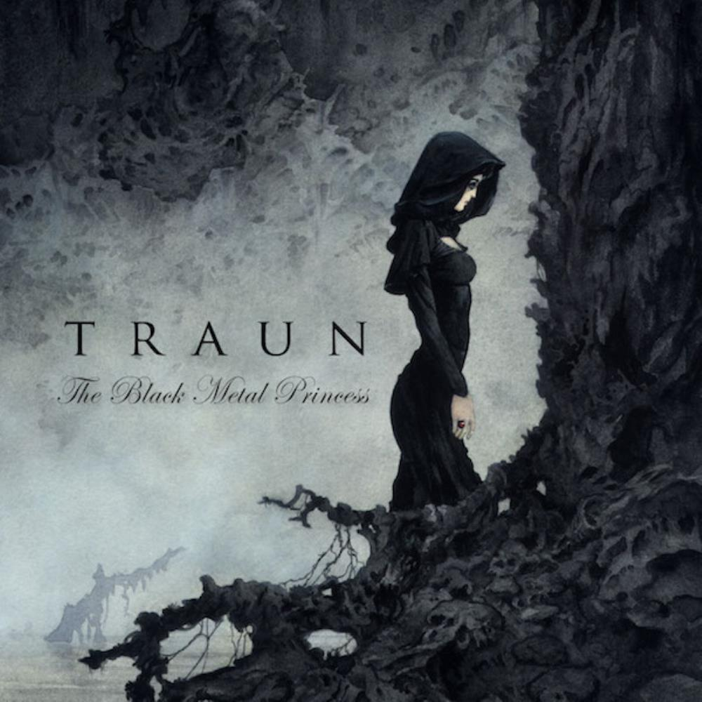 The Black Metal Princess by TRAUN album cover