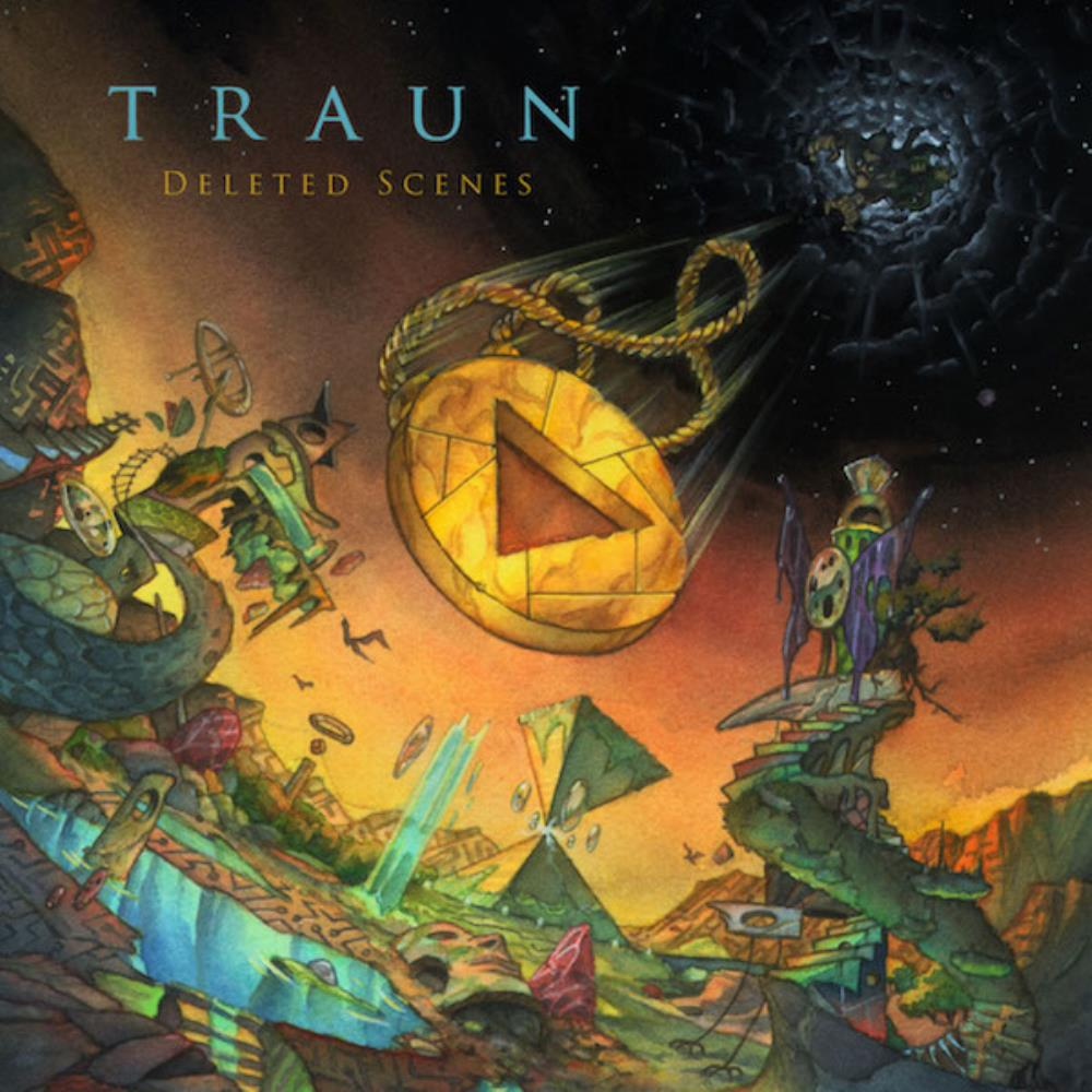 Deleted Scenes by TRAUN album cover
