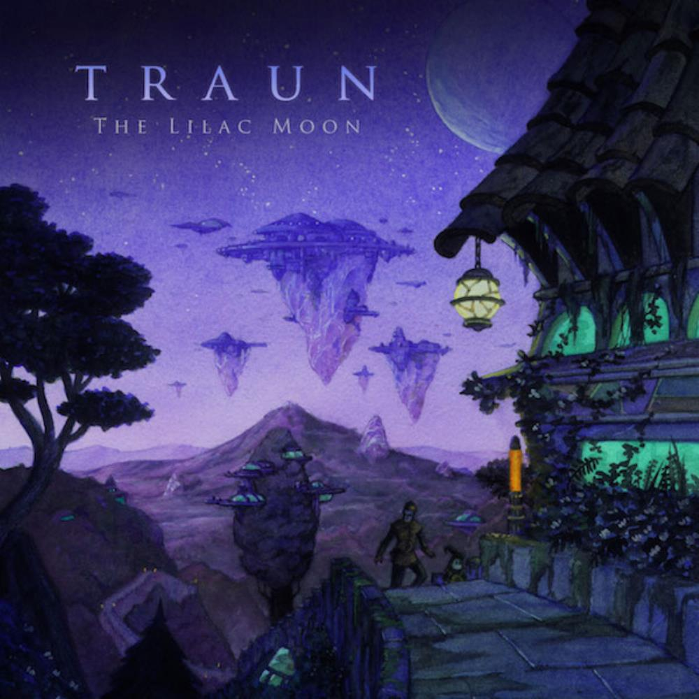 The Lilac Moon by TRAUN album cover