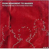 The Impossible Leap in One Hundred Simple Steps by FROM MONUMENT TO MASSES album cover