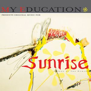 My Education - Sunrise CD (album) cover