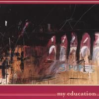 My Education 5 Popes album cover