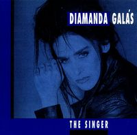 Diamanda Galas The Singer album cover