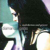 Malediction And Prayer by GALAS, DIAMANDA album cover