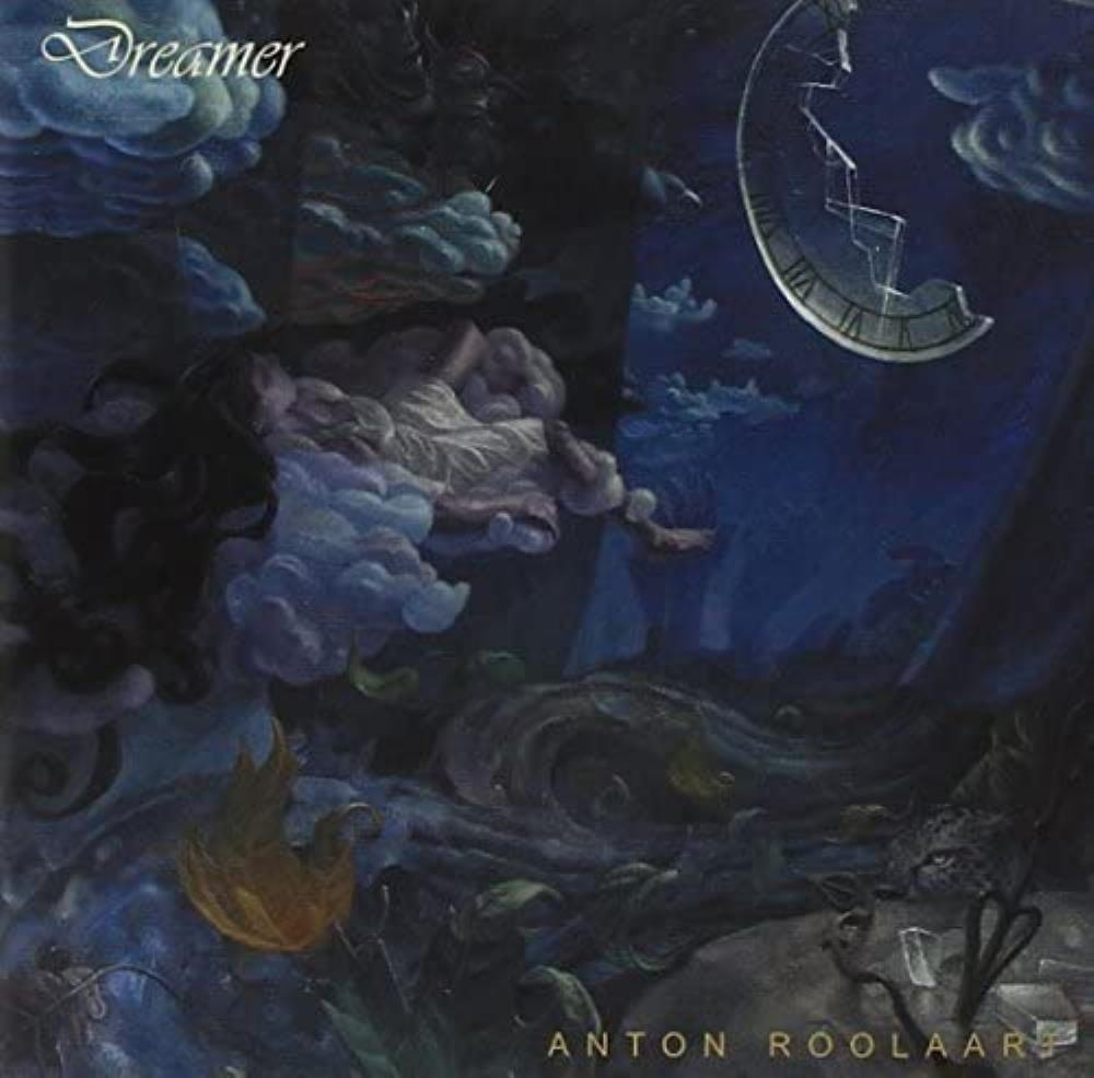 Anton Roolaart - Dreamer CD (album) cover