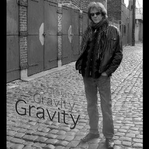 Anton Roolaart Gravity album cover