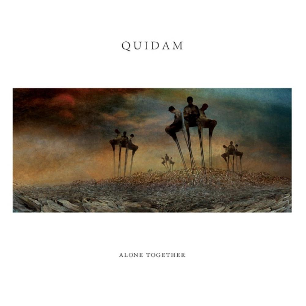Quidam - Alone Together CD (album) cover