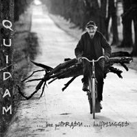 Quidam Half Plugged album cover