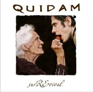 Quidam - surREvival CD (album) cover