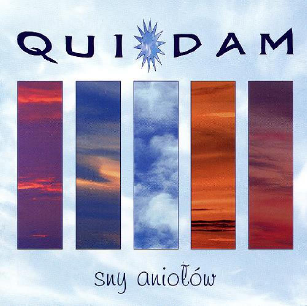 Quidam - Sny Aniołów CD (album) cover