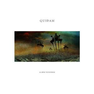 Quidam Alone Together album cover