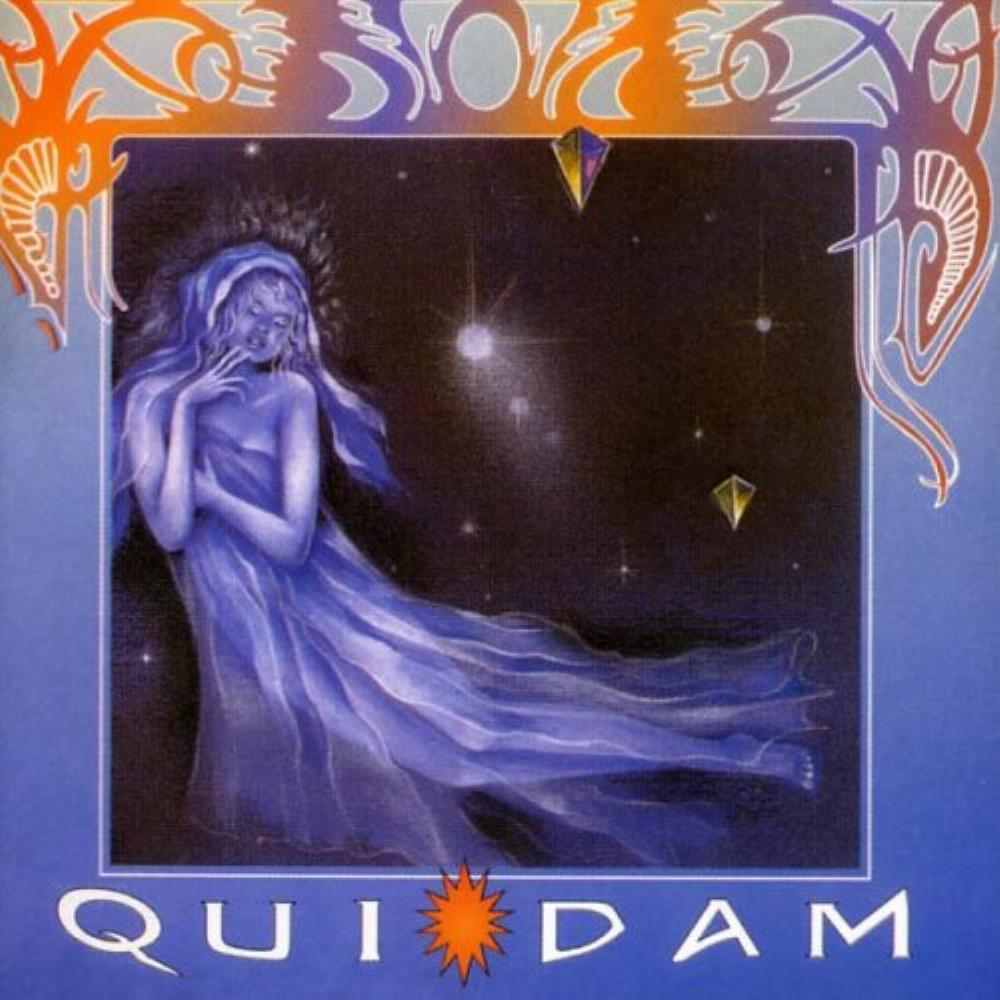 Quidam - Quidam CD (album) cover