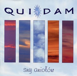 Quidam - Sny Aniołów / Angel's Dream CD (album) cover