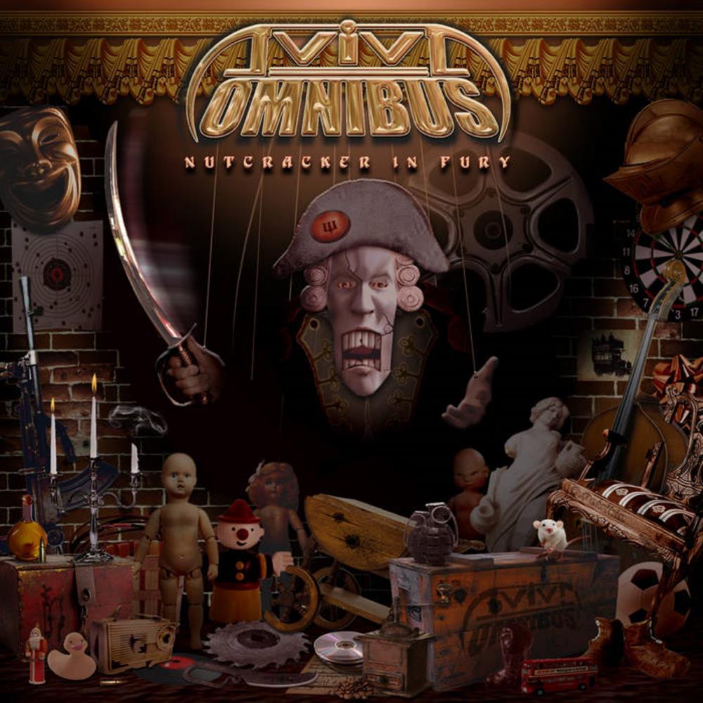 Nutcracker In Fury by AVIVA (AVIVA OMNIBUS) album cover