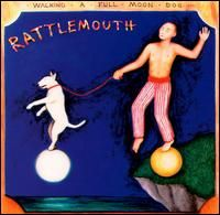 Walking A Full Moon Dog  by RATTLEMOUTH album cover