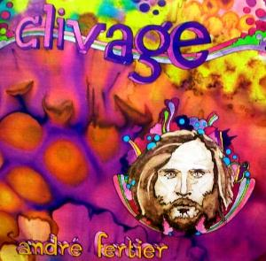 Andre Fertier's Clivage - Regina Astris CD (album) cover