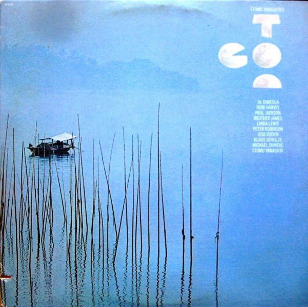 Go: Go Too by YAMASH'TA, STOMU album cover
