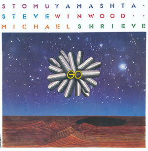 Stomu Yamash'ta - Go CD (album) cover