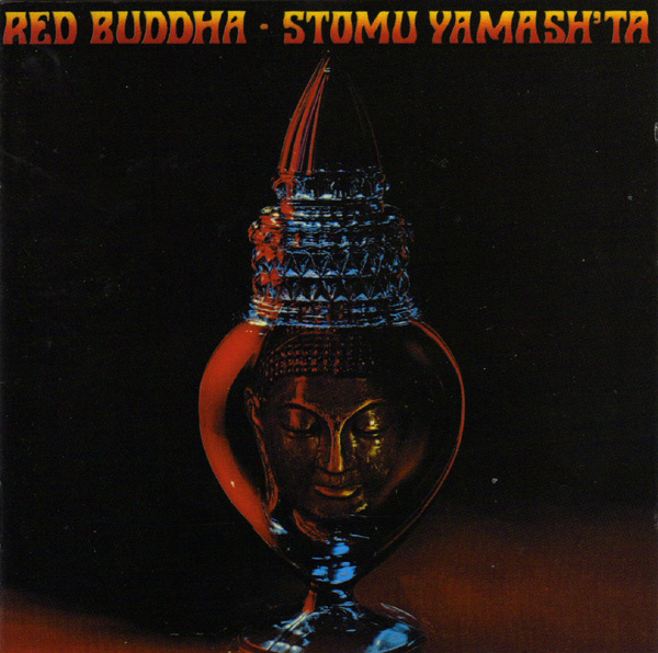 Stomu Yamash'ta - Red Buddha CD (album) cover