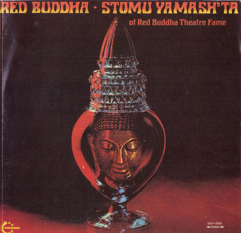 Red Buddha by YAMASH'TA, STOMU album cover