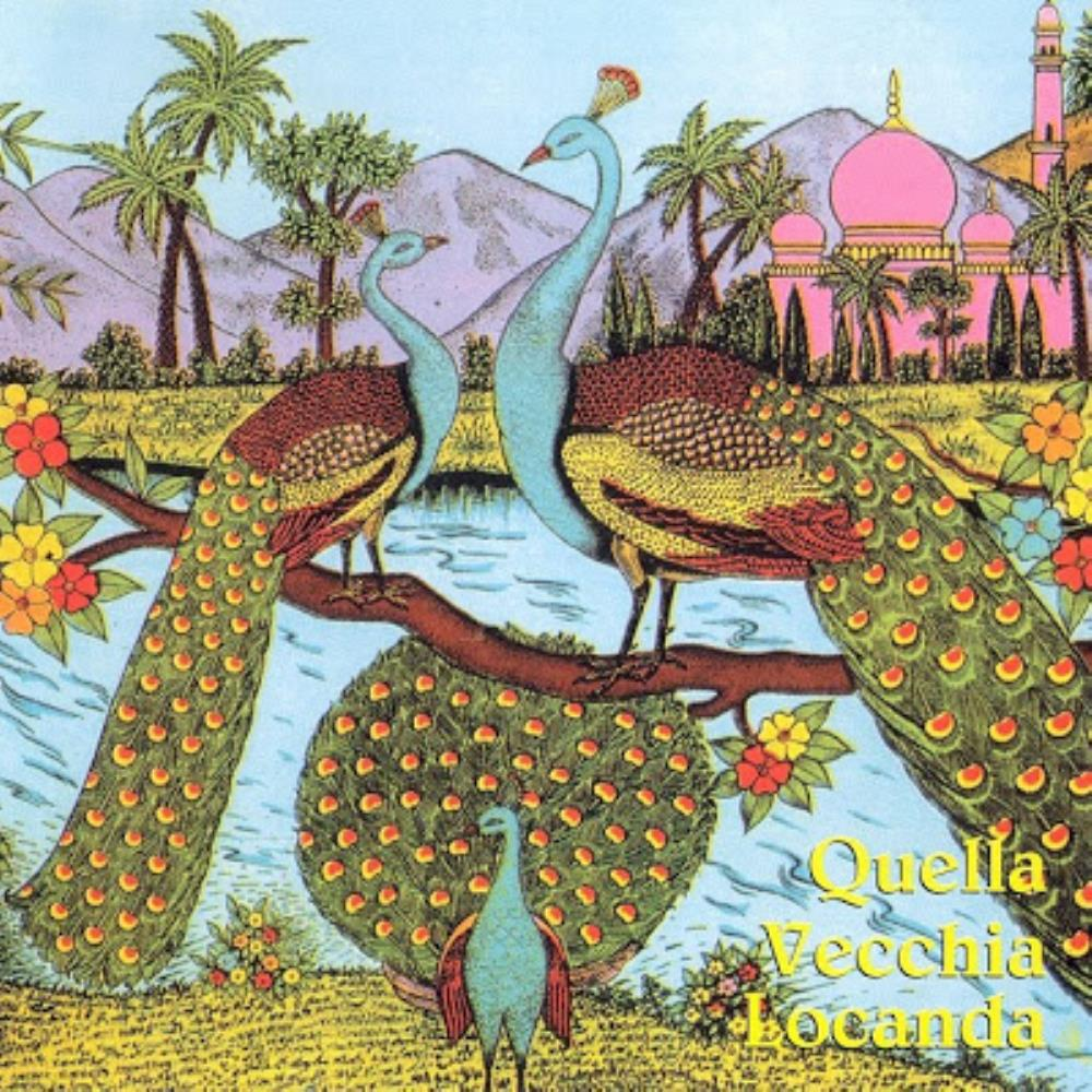 Quella Vecchia Locanda - Live CD (album) cover
