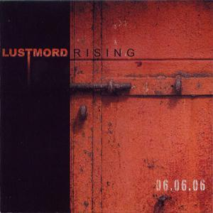 Lustmord Rising by LUSTMORD album cover