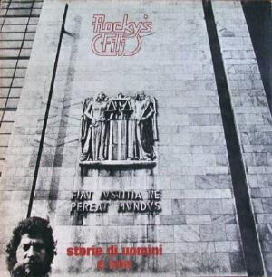 Storie Di Uomini E Non by ROCKY'S FILJ album cover
