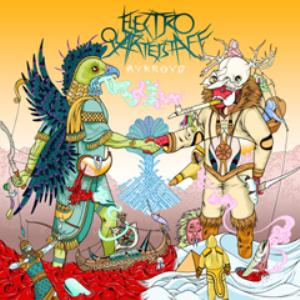 Aykroyd by ELECTRO QUARTERSTAFF album cover