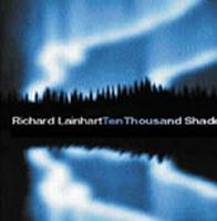 Ten Thousand Shades of Blue by LAINHART, RICHARD album cover