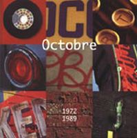 Octobre 1972-1989 by OCTOBRE album cover