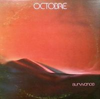 Survivance by OCTOBRE album cover