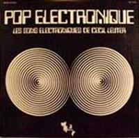 Pop Electronique by LEUTER, CECIL album cover