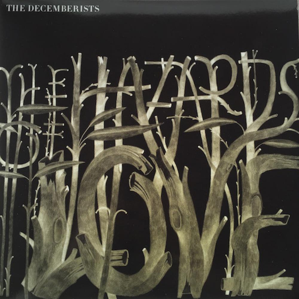 The Decemberists The Hazards Of Love album cover