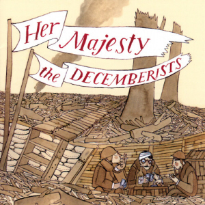The Decemberists Her Majesty album cover