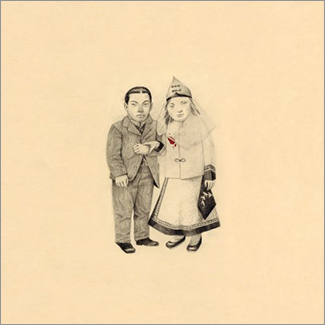 The Decemberists The Crane Wife album cover