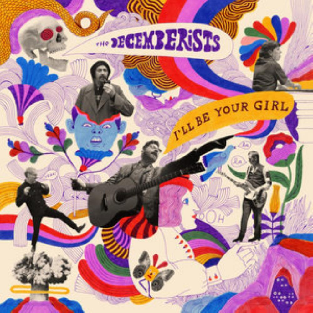 I'll Be Your Girl by DECEMBERISTS, THE album cover
