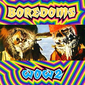 Boredoms Wow 2 album cover