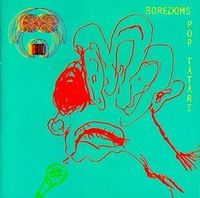 Boredoms - Pop Tatari CD (album) cover