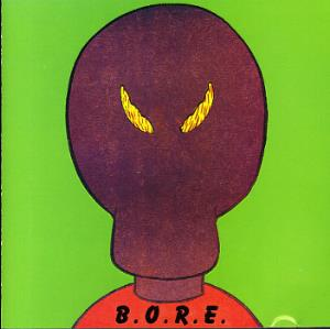 Boredoms Onanie Bomb Meets The Sexpistols album cover