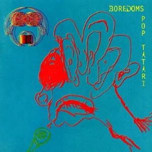 Pop Tatari by BOREDOMS album cover