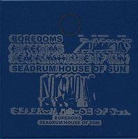 Boredoms - Seadrum/House of Sun CD (album) cover