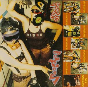 Boredoms Soul Discharge album cover