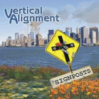Vertical Alignment - Signposts CD (album) cover