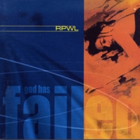 RPWL - God Has Failed  CD (album) cover