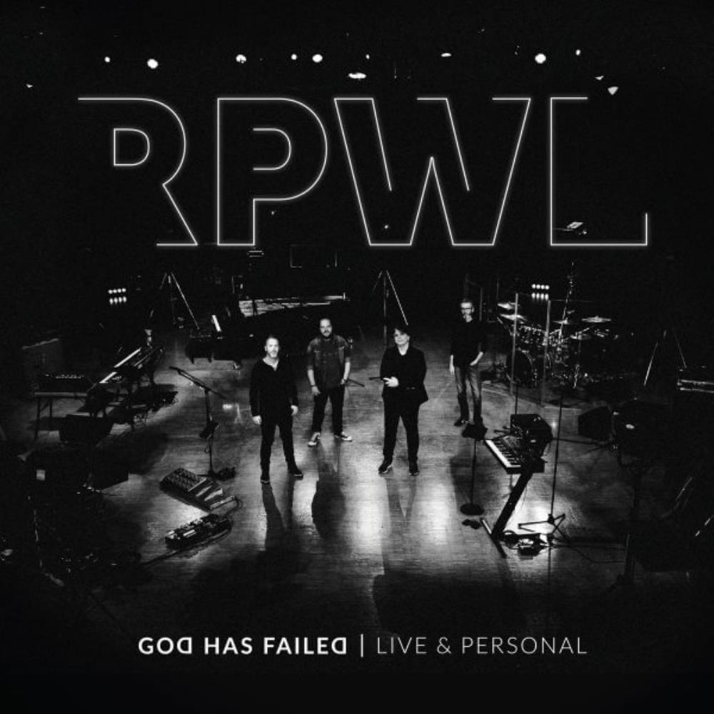 God Has Failed - Live & Personal by RPWL album cover