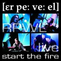 RPWL Start The Fire Live album cover