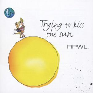 RPWL - Trying to Kiss the Sun CD (album) cover